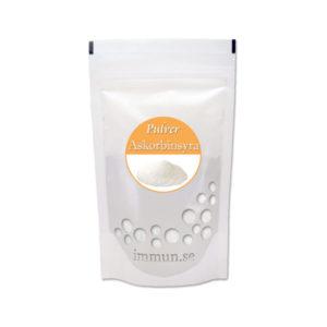 Askorbinsyra C-vitamin