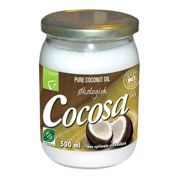 kokosolja neutral smak