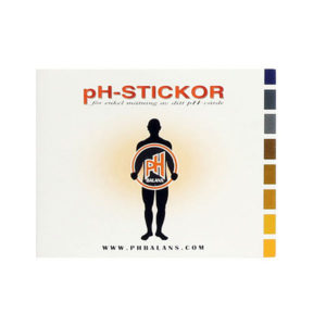 pH-stickor